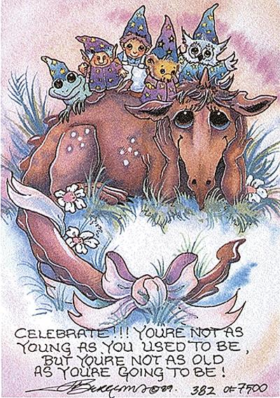 Celebrate - DreamKeeper Print