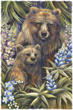 Grin & Bear It Small Prints (Click for options & image enlargement)