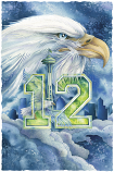 Hawks Nation Small Prints (Click for options & image enlargement)