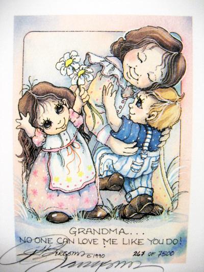 Grandma - DreamKeeper Print
