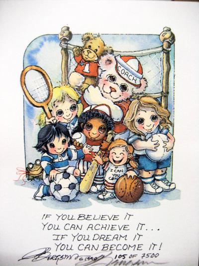 If You Believe... - DreamKeeper Print