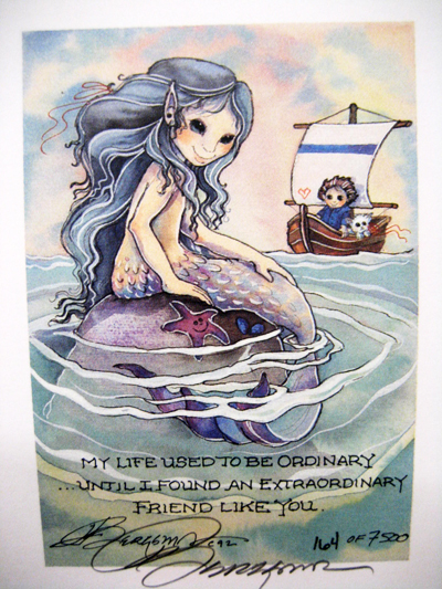 Extraordinary Friend - DreamKeeper Print