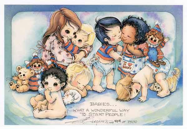 Babies... - DreamKeeper Prints