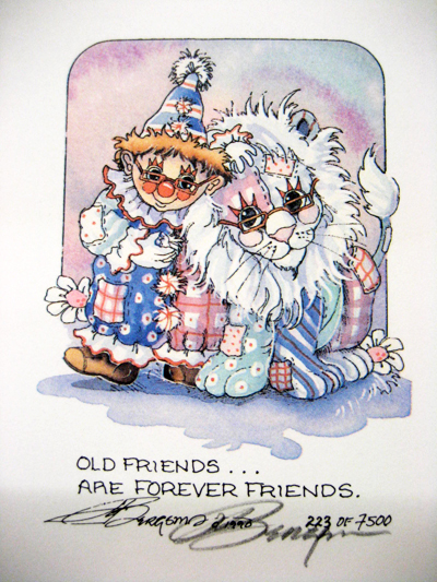 Forever Friends - DreamKeeper Print