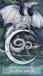 Mythological Creatures (Dragons) / Touch The Moon, Reach The Stars - Mailable Mini