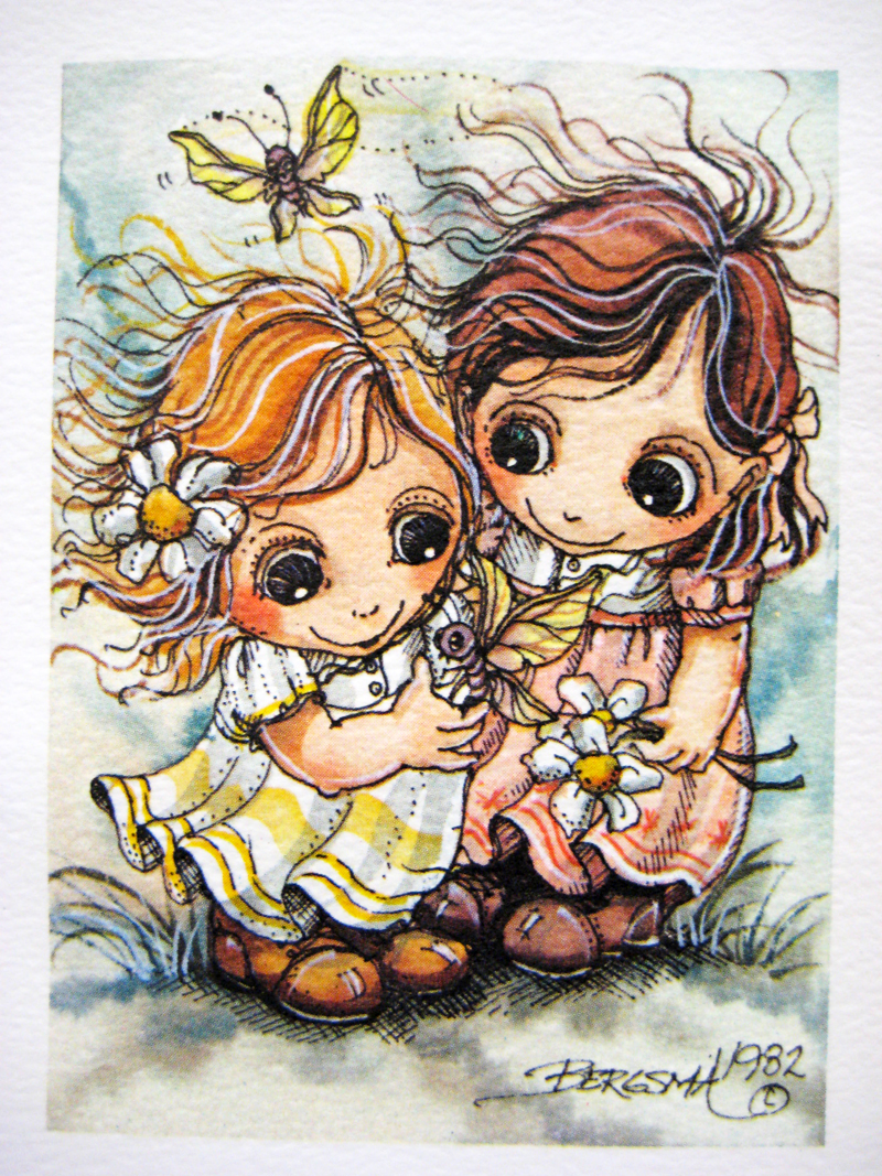 Sisters are forever - DreamKeeper Print